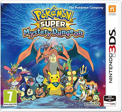 Einfach und sicher online bestellen: Pokemon Super Mystery Dungeon (AT-PEGI) in Österreich kaufen.