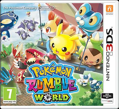 Einfach und sicher online bestellen: Pokemon Rumble World (AT-PEGI) in Österreich kaufen.