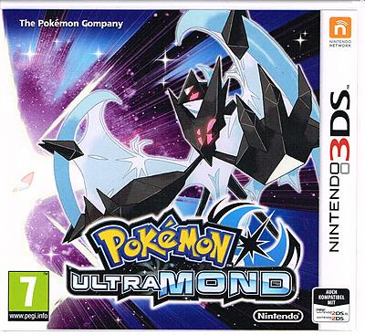 Einfach und sicher online bestellen: Pokemon Ultramond (AT-PEGI) in Österreich kaufen.