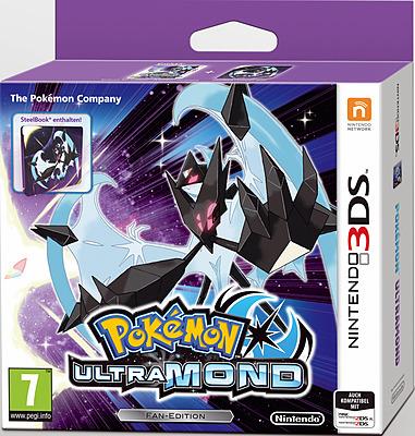 Einfach und sicher online bestellen: Pokemon Ultramond Fan-Edition (AT-PEGI) in Österreich kaufen.