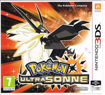 Einfach und sicher online bestellen: Pokemon Ultrasonne (AT-PEGI) in Österreich kaufen.