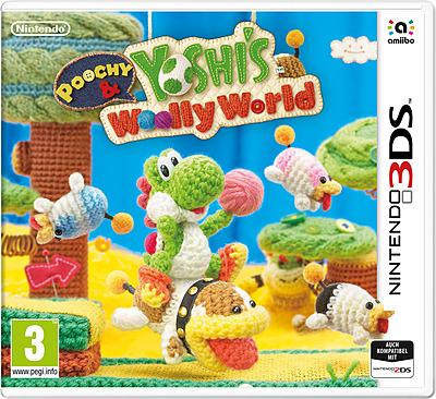 Einfach und sicher online bestellen: Poochy & Yoshi's Woolly World (AT-PEGI) in Österreich kaufen.