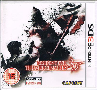 Einfach und sicher online bestellen: Resident Evil: The Mercenaries 3D (PEGI) in Österreich kaufen.