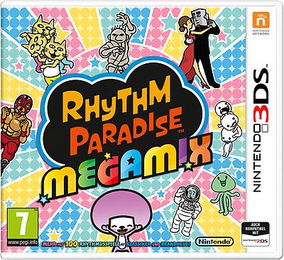 Einfach und sicher online bestellen: Rhythm Paradise Megamix (AT-PEGI) in Österreich kaufen.