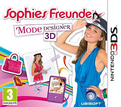 Einfach und sicher online bestellen: Sophies Freunde: Mode Designer 3D in Österreich kaufen.
