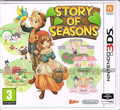 Einfach und sicher online bestellen: Story of Seasons (AT-PEGI) in Österreich kaufen.