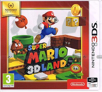 Einfach und sicher online bestellen: Super Mario 3D Land (AT-PEGI) in Österreich kaufen.