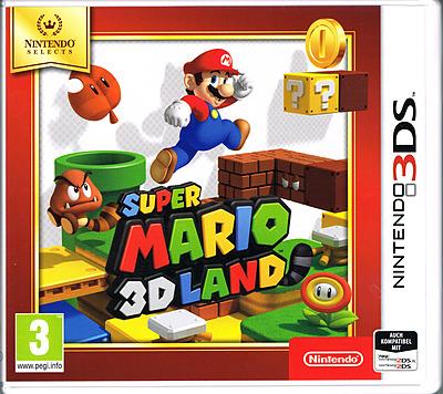 Einfach und sicher online bestellen: Super Mario 3D Land Selects (AT-PEGI) in Österreich kaufen.