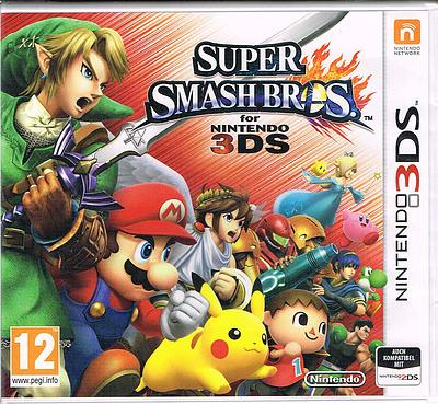 Einfach und sicher online bestellen: Super Smash Bros. (AT-PEGI) in Österreich kaufen.