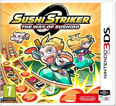 Einfach und sicher online bestellen: Sushi Striker: The Way of Sushido (AT-PEGI) in Österreich kaufen.