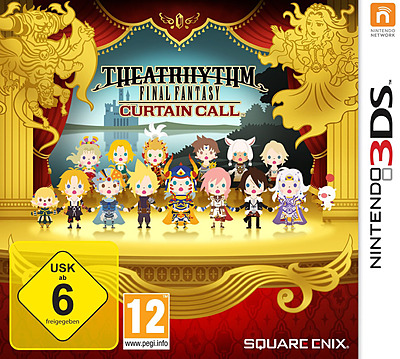 Einfach und sicher online bestellen: Theatrhythm Final Fantasy Curtain Call in Österreich kaufen.