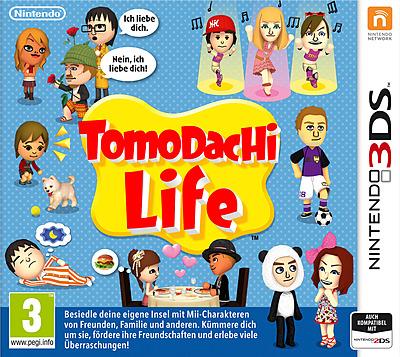 Einfach und sicher online bestellen: Tomodachi Life (AT-PEGI) in Österreich kaufen.