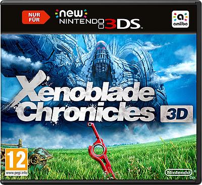 Einfach und sicher online bestellen: Xenoblade Chronicles 3D (AT-PEGI) in Österreich kaufen.