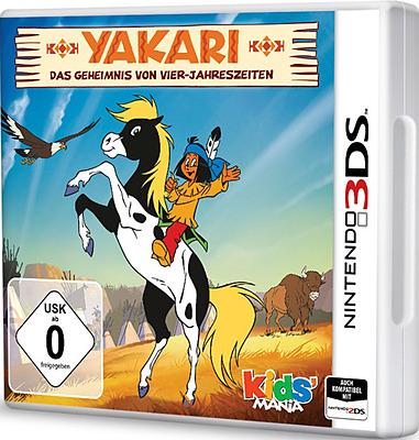 Einfach und sicher online bestellen: Yakari: Das Geheimnis von Vier-Jahreszeiten in Österreich kaufen.