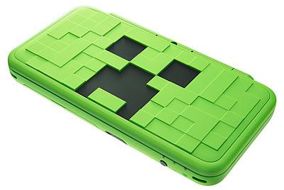 Einfach und sicher online bestellen: Nintendo 2DS XL Creeper Edition in Österreich kaufen.