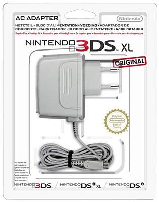 Einfach und sicher online bestellen: Netzteil 3DS / 3DS XL original Nintendo in Österreich kaufen.