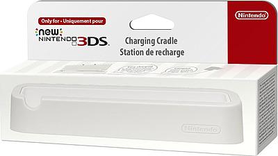 Einfach und sicher online bestellen: New Nintendo 3DS Ladestation weiß in Österreich kaufen.