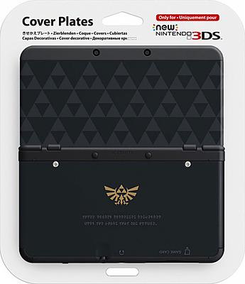 Einfach und sicher online bestellen: New 3DS Cover Zelda Triforce in Österreich kaufen.