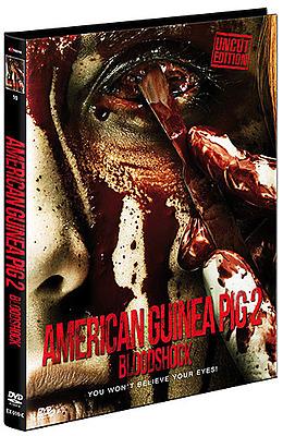 Einfach und sicher online bestellen: American Guinea Pig 2 Limited Mediabook Cover C in Österreich kaufen.