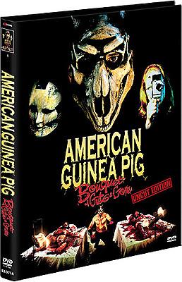 Einfach und sicher online bestellen: American Guinea Pig Limited Mediabook Cover A in Österreich kaufen.