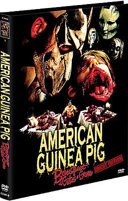 Einfach und sicher online bestellen: American Guinea Pig Limited Mediabook Cover B in Österreich kaufen.
