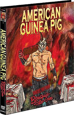 Einfach und sicher online bestellen: American Guinea Pig Limited Mediabook Cover C in Österreich kaufen.
