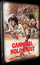 Einfach und sicher online bestellen: Cannibal Holocaust Shocking Classics Edition in Österreich kaufen.
