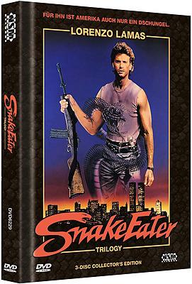 Einfach und sicher online bestellen: Snake Eater Trilogy Limited Edition 999 Mediabook in Österreich kaufen.