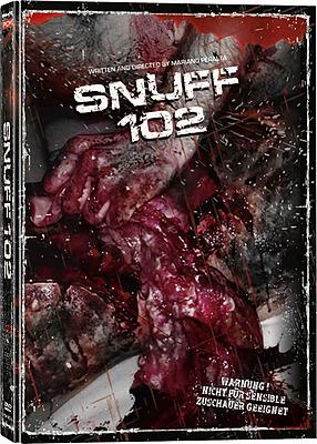 Einfach und sicher online bestellen: Snuff 102 Limited 999 Edition Mediabook in Österreich kaufen.
