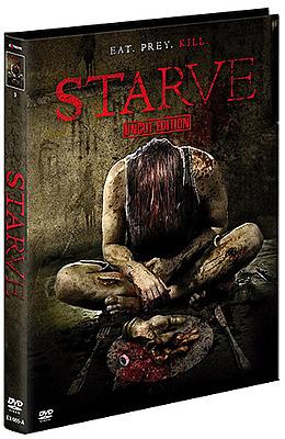 Einfach und sicher online bestellen: Starve Limited 1000 Edition Mediabook Cover A in Österreich kaufen.