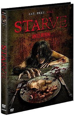 Einfach und sicher online bestellen: Starve Limited 500 Edition Mediabook Cover B in Österreich kaufen.