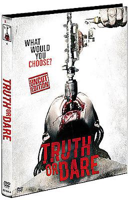 Einfach und sicher online bestellen: Truth or Dare Limited Edition Mediabook Cover A in Österreich kaufen.