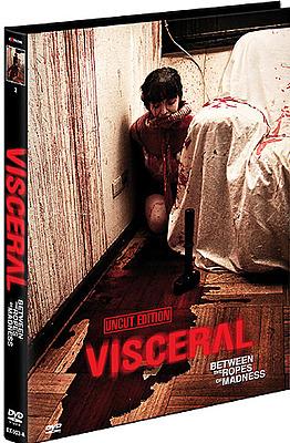 Einfach und sicher online bestellen: Visceral Limited 1000 Edition Mediabook Cover A in Österreich kaufen.