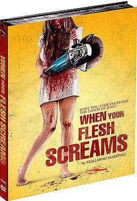 Einfach und sicher online bestellen: When Your Flesh Screams Limited Mediabook Cover A in Österreich kaufen.