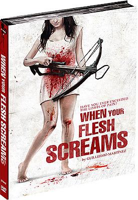Einfach und sicher online bestellen: When Your Flesh Screams Limited Mediabook Cover B in Österreich kaufen.