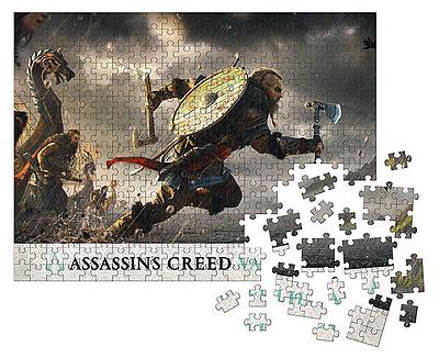 Einfach und sicher online bestellen: Assassins Creed Valhalla Puzzle Fortress in Österreich kaufen.
