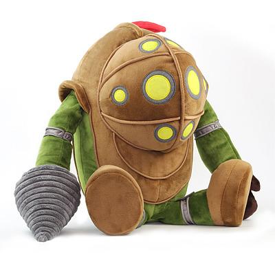 Einfach und sicher online bestellen: Bioshock Plüschfigur Big Daddy in Österreich kaufen.