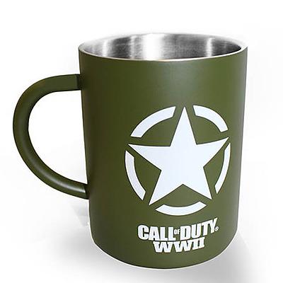 Einfach und sicher online bestellen: Call of Duty Freedom Star Steel Mug in Österreich kaufen.