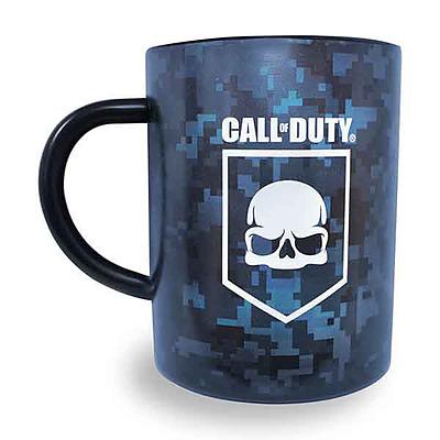 Einfach und sicher online bestellen: Call of Duty Shield Steel Mug in Österreich kaufen.