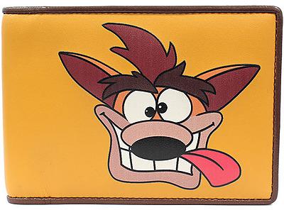 Einfach und sicher online bestellen: Crash Bandicoot Geldbörse Crash in Österreich kaufen.