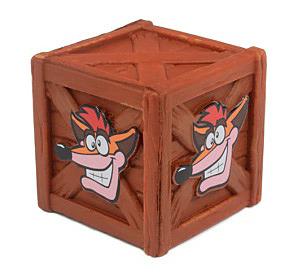Einfach und sicher online bestellen: Crash Bandicoot Crate Stressball in Österreich kaufen.