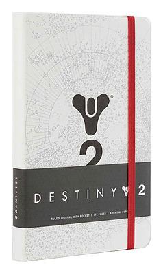 Einfach und sicher online bestellen: Destiny 2 Notizbuch Logo in Österreich kaufen.