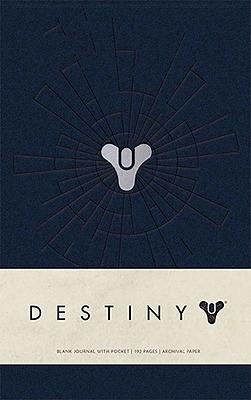 Einfach und sicher online bestellen: Destiny Notizbuch Logo in Österreich kaufen.
