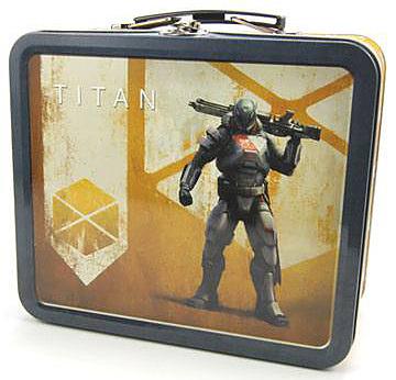Einfach und sicher online bestellen: Destiny Lunchbox Guardian Titan in Österreich kaufen.