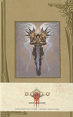Einfach und sicher online bestellen: Diablo Notizbuch High Heavens in Österreich kaufen.