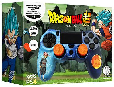 Einfach und sicher online bestellen: Dragon Ball Super Hardcover + Grips + LED Sticker in Österreich kaufen.