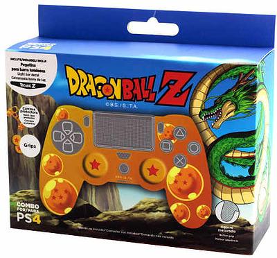 Einfach und sicher online bestellen: Dragon Ball Z Super Hardcover + Grips + LED Sticke in Österreich kaufen.
