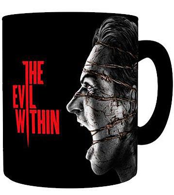 Einfach und sicher online bestellen: Evil Within 2 Tasse Logo in Österreich kaufen.
