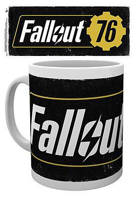 Einfach und sicher online bestellen: Fallout 76 Tasse Logo in Österreich kaufen.