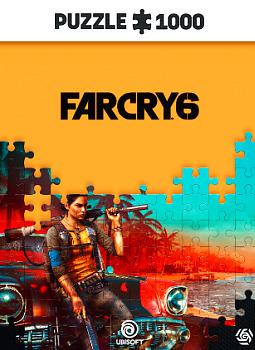Einfach und sicher online bestellen: Far Cry 6 Dani Puzzle 1000 in Österreich kaufen.